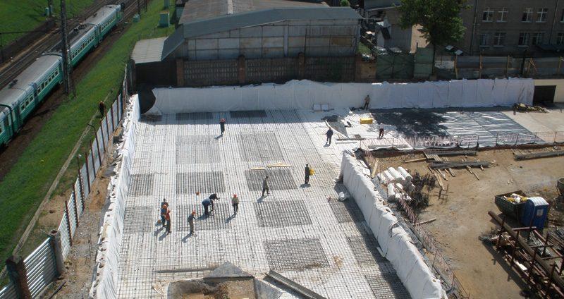 Гидроизоляционные работы при строительстве фундамента