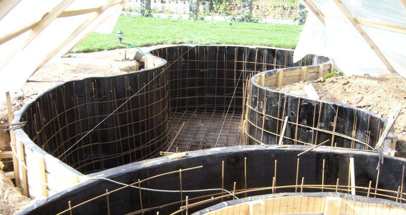 Смеси и материалы для гидроизоляции бассейна