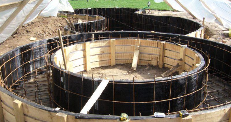 Мембранная гидроизоляция бассейнов