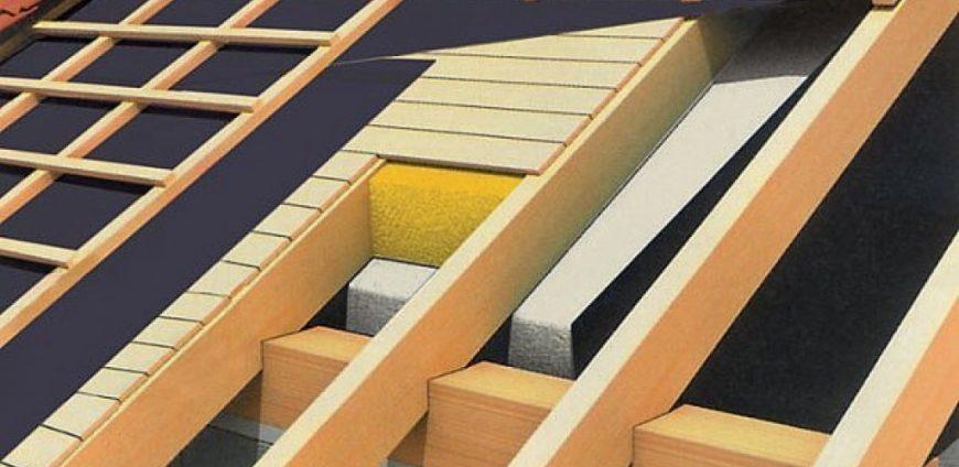 Гидроизоляционное покрытие крыши