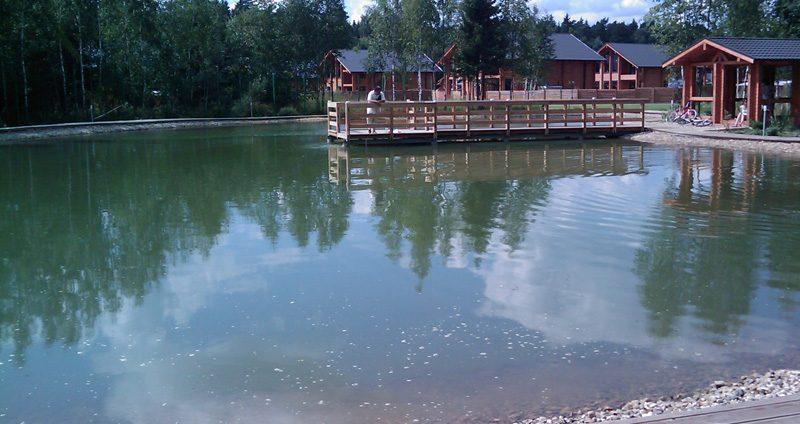 Гидроизоляция водоема на участке