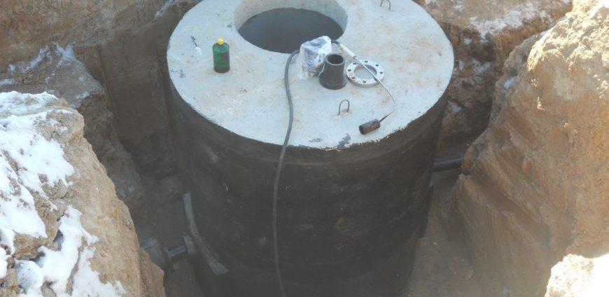 Наружная и внутренняя гидроизоляция колодцев