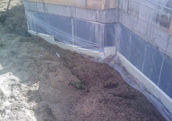 Как правильно сделать гидроизоляцию дома