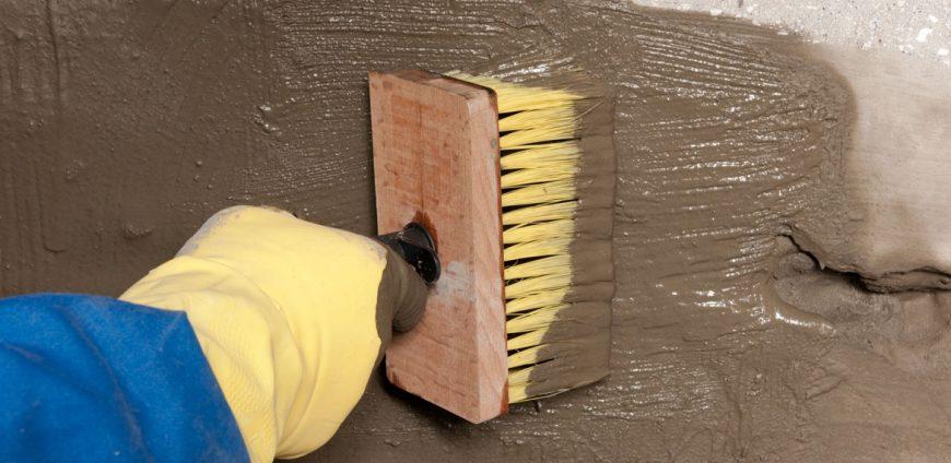 Гидроизоляция бетона