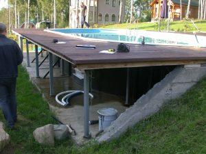 Гидроизоляция бассейна