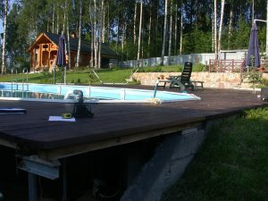 Выполнение гидроизоляционных работ