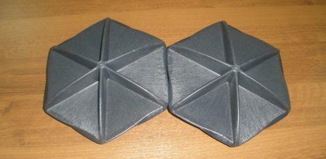 Плавающая плитка Hexa-Cover