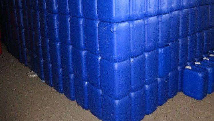 Перекись водорода для бассейна и искусственных водоёмов