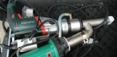 Ручной сварочный экструдер (MSK WELDER- 5001L)