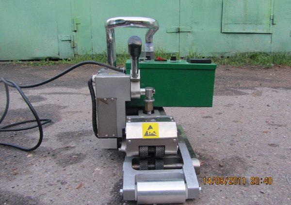 Сварочный автомат горячего клина (MSK WELDER-009)