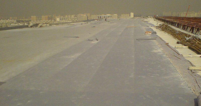 г. Москва, Косинское плазо, 10000м2 (2007г.)